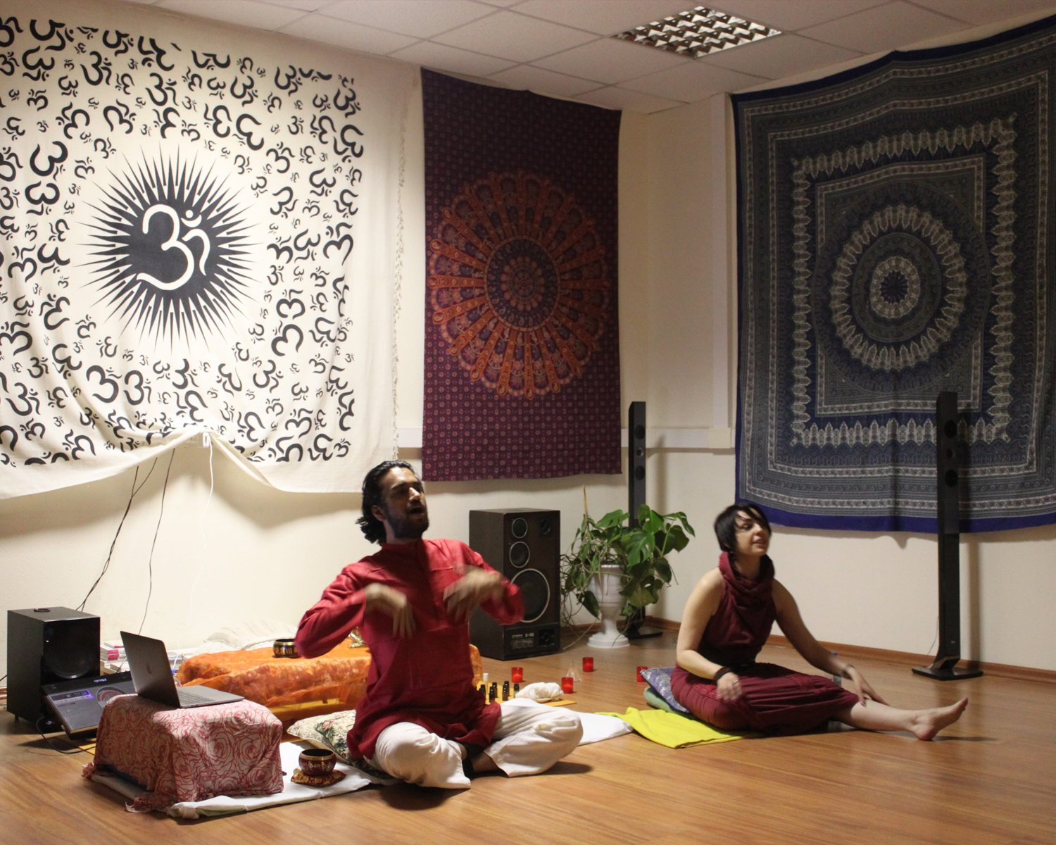 Tantra Nectar Training 1 , Moscow , Oct 2018