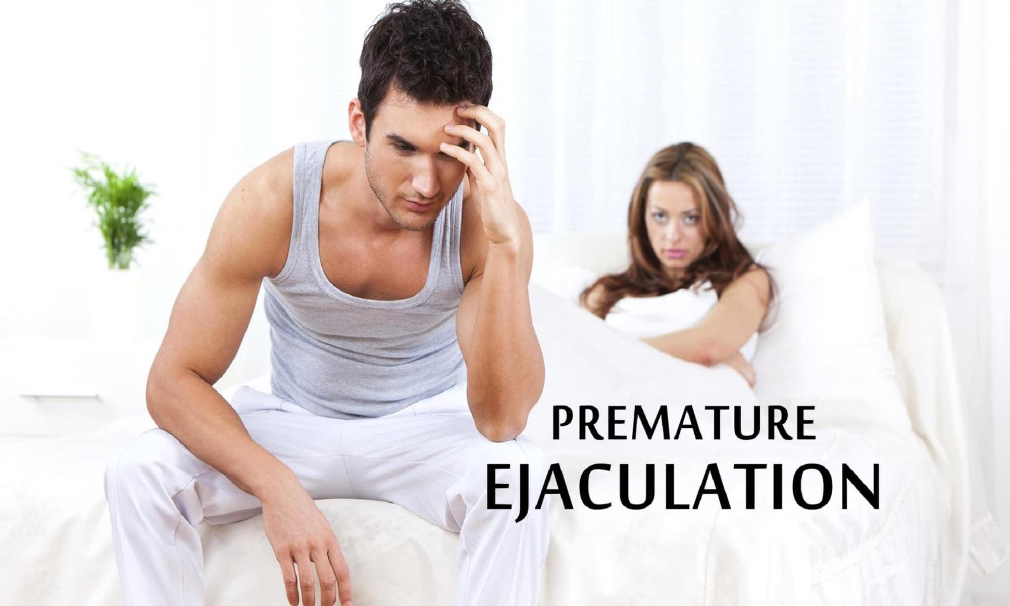 Mental techniques for premature ejaculation