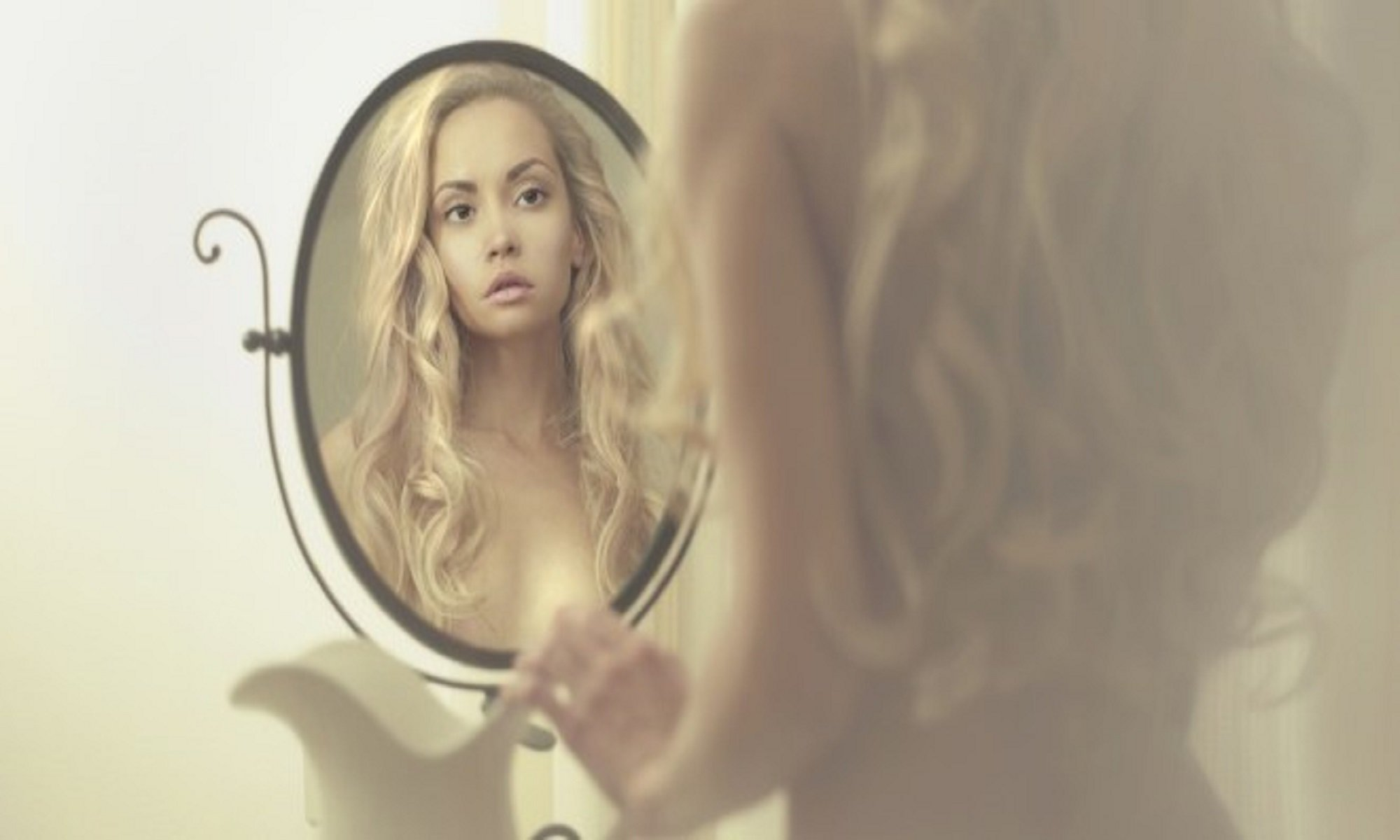 Mirror Is Your Best Friend