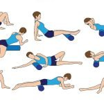 Release your fascia regularly by foam rolling exercises
